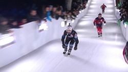 Ijzingwekkend snel: WK Crashed Ice in Marseille