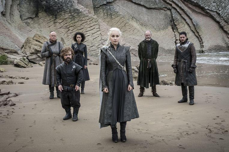 'Game of Thrones', seizoen 7.