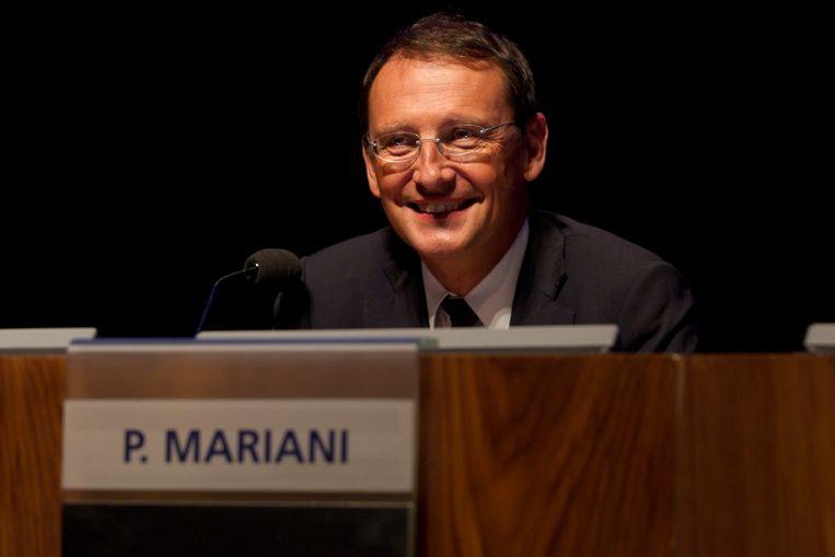 Ex-CEO van Dexia Pierre Mariani