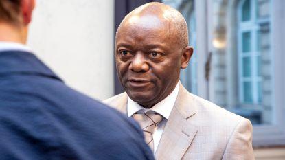 Pierre Kompany (CDH) wordt tijdlijk voorzitter Brussels Parlement