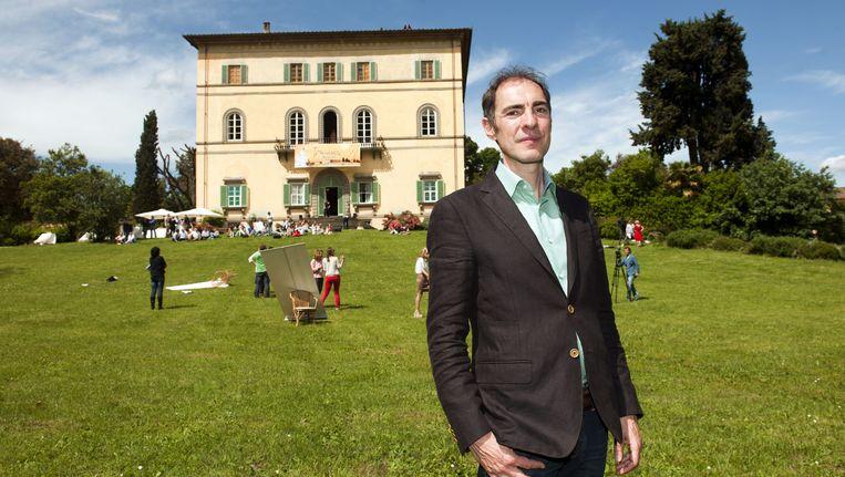 Johan Nijenhuis, regisseur van de Toscaanse Bruiloft Beeld anp