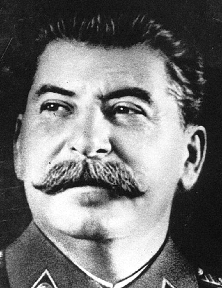 Stalin: tragedie of statistiek... Beeld ANP
