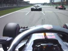 Sterke start Verstappen in GP van China