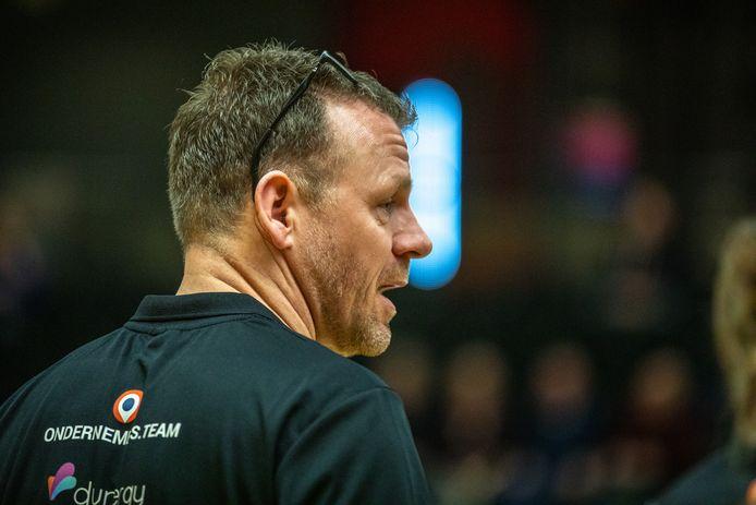 Wilfried Groothuis neemt in de zomer na drie jaar afscheid van Regio Zwolle Volleybal.