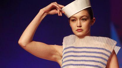 """Gigi Hadid: """"Mijn lichaam was niet goed genoeg voor de catwalk"""""""
