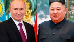 Kim Jong-un en Poetin ontmoeten elkaar donderdag in Rusland