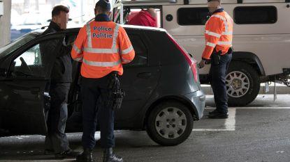 Politiecontrole aan Zuidpark in vroege uurtjes: negen chauffeurs onder invloed van drugs of alcohol