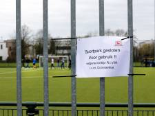 Coronaprotocol: 'Club weer dicht als sportende jeugd zich niet aan de regels houdt'