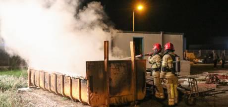 Burgemeester Urk: 'Deze branden hebben topprioriteit'
