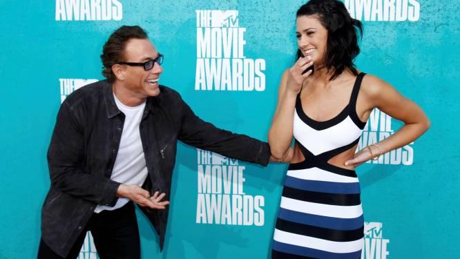 Jean-Claude Van Damme pakt uit met oogverblindende dochter