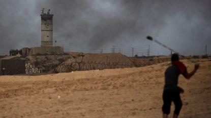 Israël reageert met luchtaanval na raketten uit Gazastrook