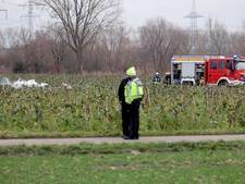 Doden na botsing reddingshelikopter en vliegtuig in Duitsland