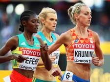Nijmeegse Krumins solide naar finale 5000 meter