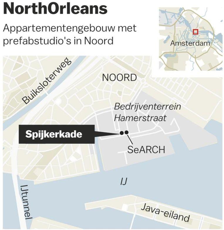NorthOrleans in Noord Beeld Laura van der Bijl