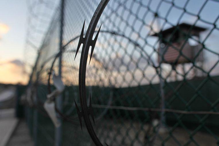 Guantanomo Bay. Beeld ap
