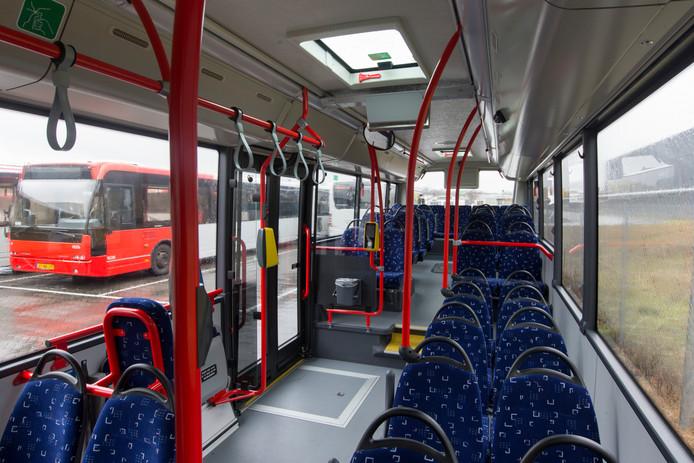 De spitsbus van de Maaspoort naar het station in den Bosch zou volgens de PvdA sneller kunnen.