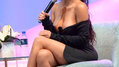 """Kim Kardashian: """"Ik was naakt toen Donald Trump me belde"""""""