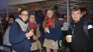 Koffiekoeken en warme chocomelk voor wie in uniform naar 'Dag van de Jeugdbeweging' komt