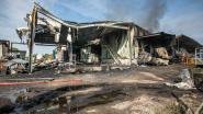 """Twee seizoensarbeiders zwaar verbrand bij brand in fruitloods in Sint-Truiden: """"Mogelijk asbest vrijgekomen"""""""