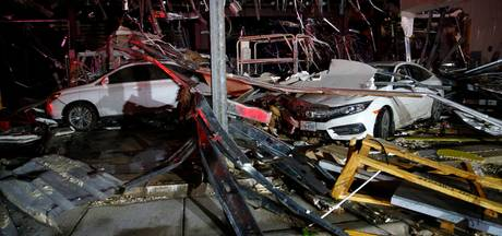 Tornado's trekken spoor van vernieling door Texas