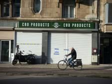 Primeur: Antwerps stadsbestuur sluit cannabiswinkel wegens drugshandel