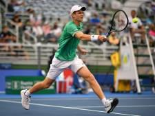 Hurkacz heeft niet lang nodig voor binnenhalen ATP-toernooi in Delray Beach