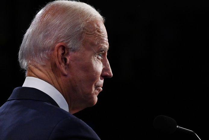 """Joe Biden over zijn tegenstander: ,,U bent de slechtste president die dit land ooit heeft gehad."""""""