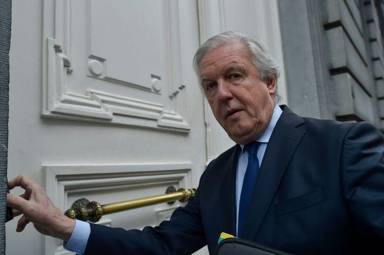 Minister van Pensioenen Daniel Bacquelaine