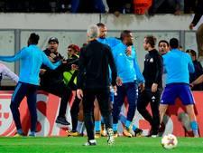 Marseille ontslaat Evra na schoppen fan