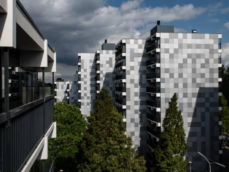 Niet brandveilig: gevelplaten van flats Lankforst meteen vervangen