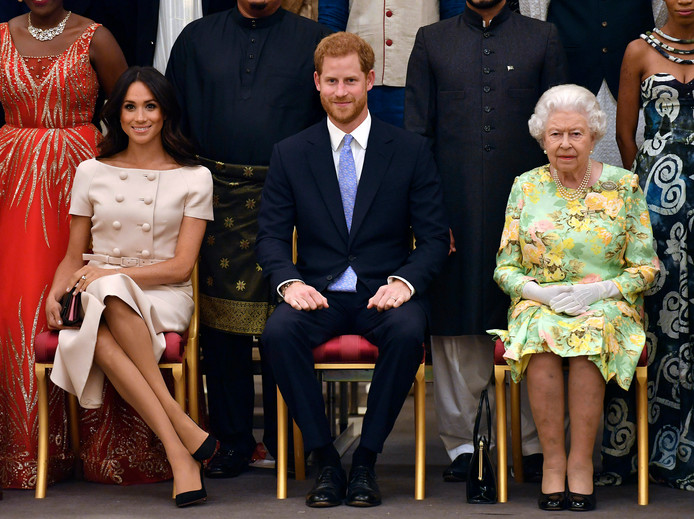 Harry en Meghan hebben onlangs bekendgemaakt een stap terug te doen als leden van het Britse Koningshuis