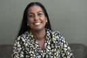 Prya Rampserad is het gezicht van de collecteweek van de Nierstichting. Ze werd geboren met één nier.