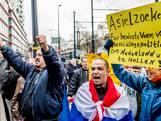 Duizend betogers bij demonstratie PVV in Rotterdam