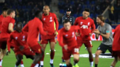 KIJK LIVE. Voorbeschouwing met Marc Degryse en Jan Mulder - Geen Origi, wél Salah bij Liverpool