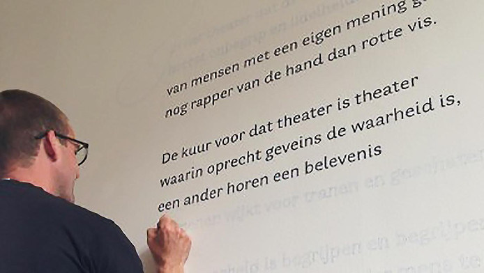 Gedichten Bekende Hagenaars In Theater Den Haag Adnl