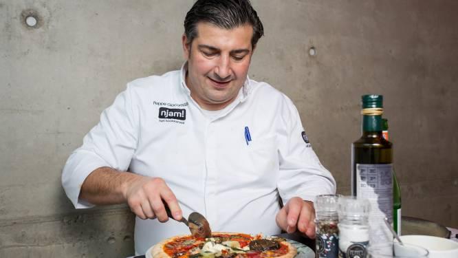 Topchef proeft en beoordeelt 6 verse pizza's uit de supermarkt