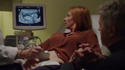 Blooper in 'Familie': Veronique al vier jaar zwanger