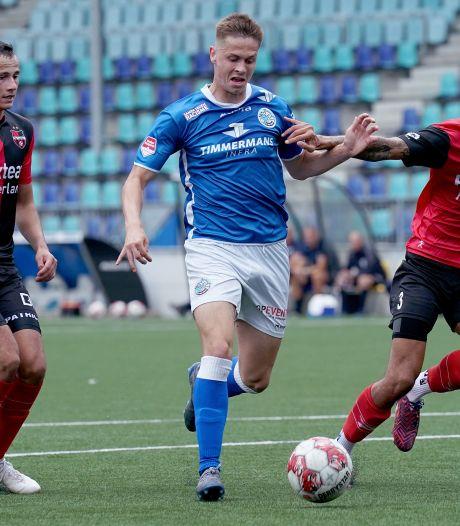 Wijzigingen in oefenprogramma FC Den Bosch