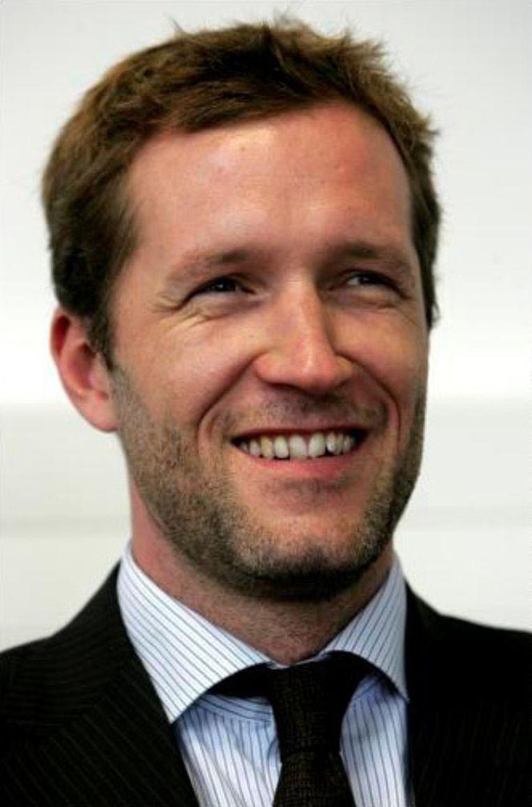 Minister van Klimaat Paul Magnette.
