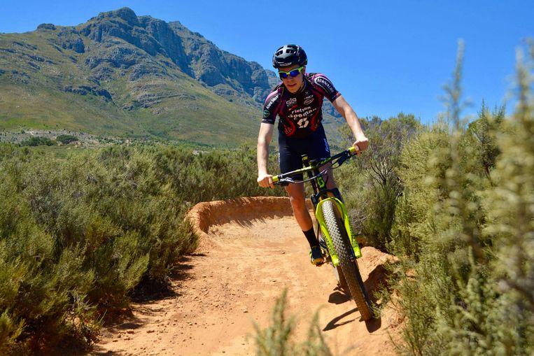 Lukas Malezsewski won eerder in Zuid-Afrika