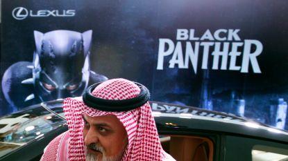 Eerste bioscoop in Saoedi-Arabië in bijna 40 jaar opent met 'Black Panther'