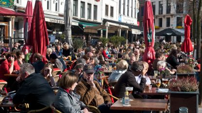 Vlaanderen ontving begin 2018 tien procent meer toeristen dan in 2017