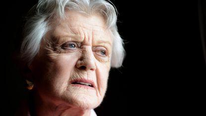 """Hoe zou het zijn met 'Murder She Wrote'-ster Angela Lansburry (93): """"Ik ben lange tijd geen goede moeder geweest"""""""