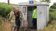 Hele dag geen treinverkeer tussen Sint-Niklaas en Temse door blikseminslag op elektriciteitscabine