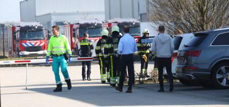 Drie medewerkers onwel van specialistisch bedrijf brandweermaterialen in Oss