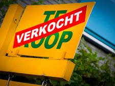 Verkoop van appartementen in Noordoost Brabant ingezakt