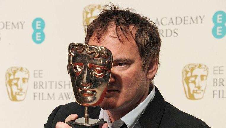 Quentin Tarantino. Beeld getty