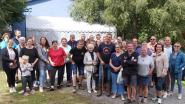 50ste verjaardag vakantiekamp gevierd