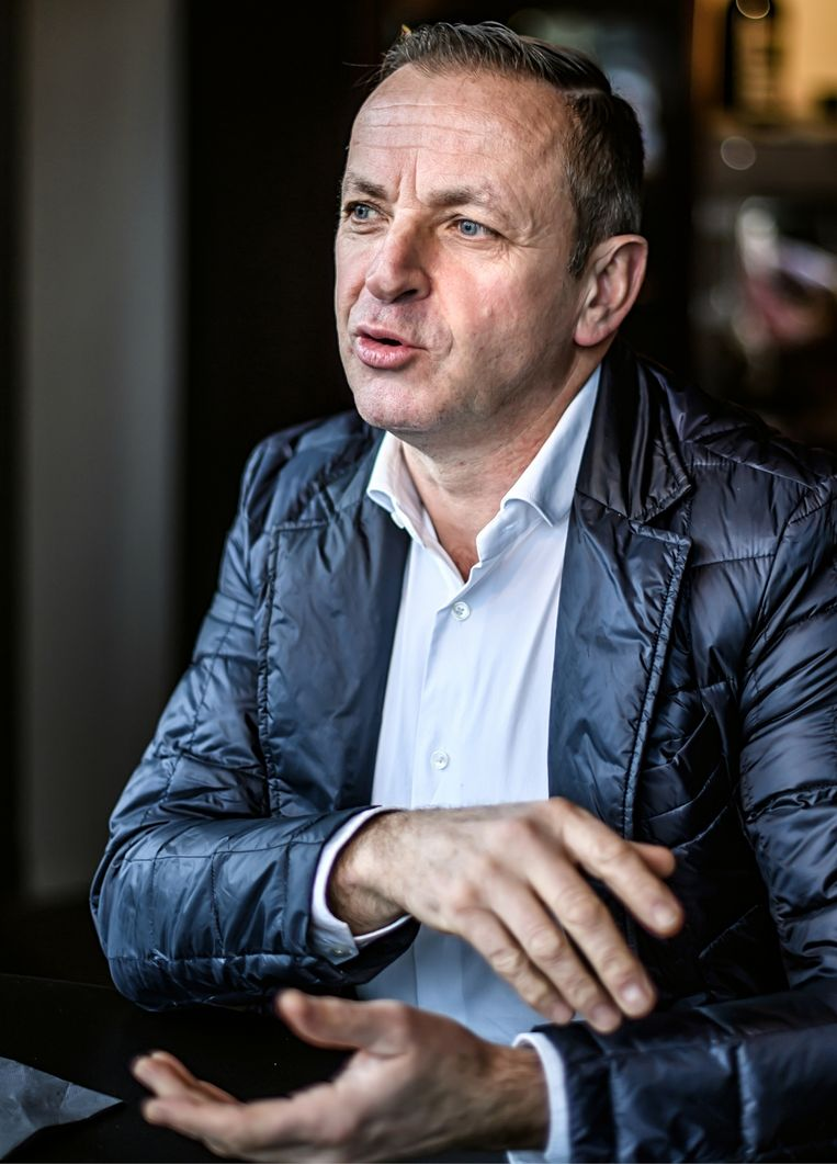 Paul Herygers: 'Ik zet Laurens Sweeck bij de kopmannen voor het WK, op dat vlakke parcours in Zwitserland. Ik ben onder de indruk: hij heeft benen als weidepalen en hij rijdt smoorhard.' Beeld