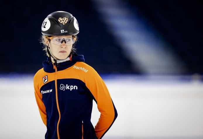 Rianne de Vries.